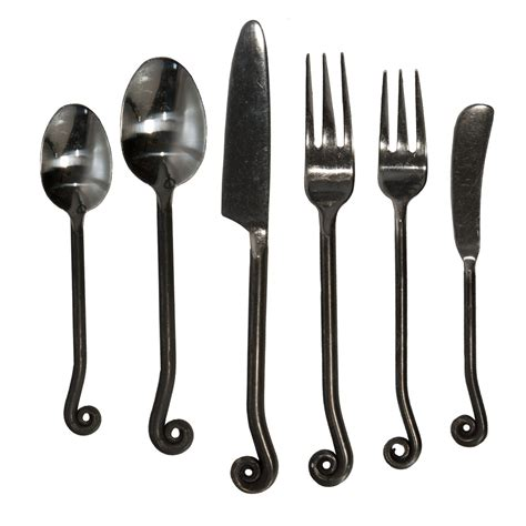wrought iron flatware specialty flatware archives celebrations rentals