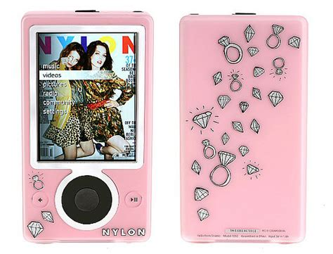 A More Pleasing Pink Zune by Special Edition Zune It Or Leave It