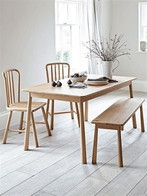 kitchen and dining furniture 25 best ideas about solid oak dining table on