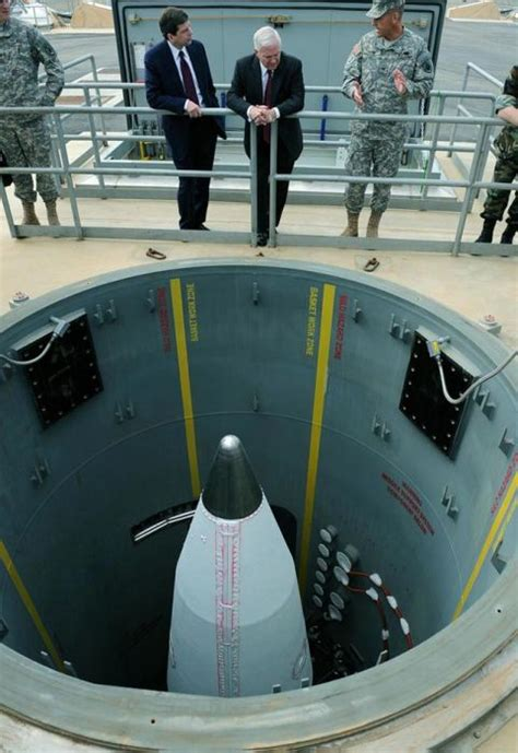 Usfca Mba Deadline by Inside A Nuclear Missile Silo 45 Pics