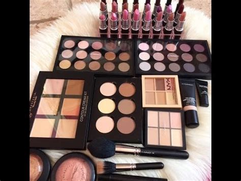 Make Up Lengkap Mac professional mac makeup kit