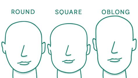 determine your face shape online men how to determine your face shape