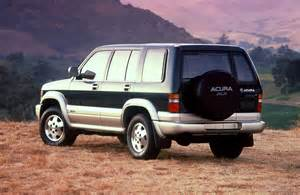Acura Slx Review 1996 1999 Acura Slx Picture 671189 Car Review Top