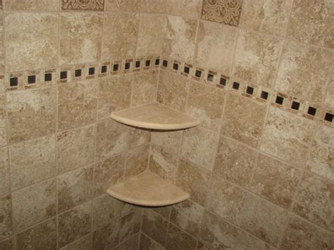 Porcelain Corner Shower Shelf by Pepe Tile Installation Recent Projects Ceramic Porcelain