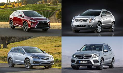 luxury trucks and suvs best selling luxury suvs in america 187 autonxt