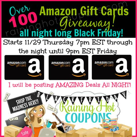 Hot Topic Gift Card Codes - win lots of amazon gift cards codes tomorrow here s how