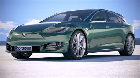 2019 Tesla Model S by Tesla Model S Shooting Brake 2019