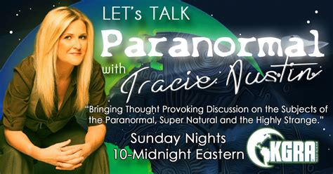 let s talk about anything the fashion show let s talk paranormal kgra db archives