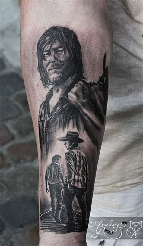 best 25 walking dead tattoo 25 best ideas about walking dead on