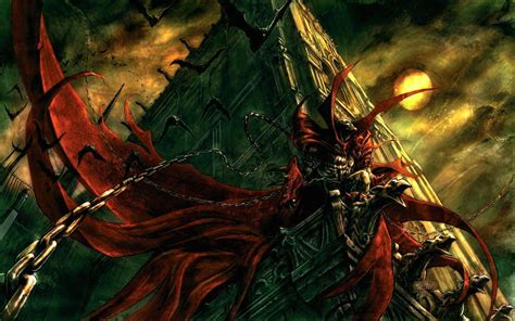 Spawn The spawn wallpapers hd wallpaper cave