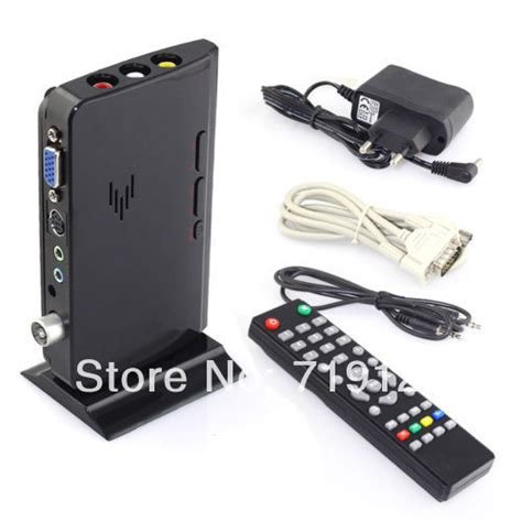Tv Tuner External Lcd Hotter High Quality New External Lcd Vga Pc Monitor Tv Tuner Hdtv 1900 1200 Box Built Jpg
