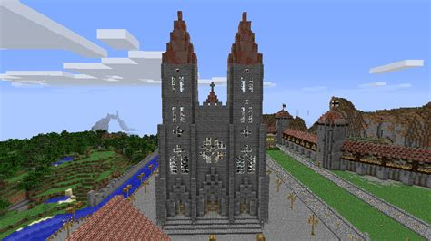 minecraft kirche   Minecraft Seeds PC   Xbox   PE   Ps4