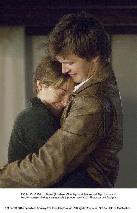 Cheers For Tears Movie Review The Fault In Our Stars