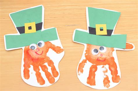 day crafts st patricks day crafts for