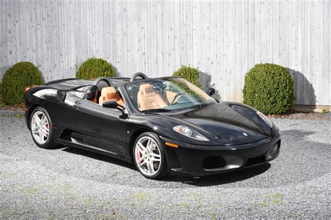 Buy Ferrari F430 by 2006 Ferrari F430 Convertible For Sale 126 Used Cars From