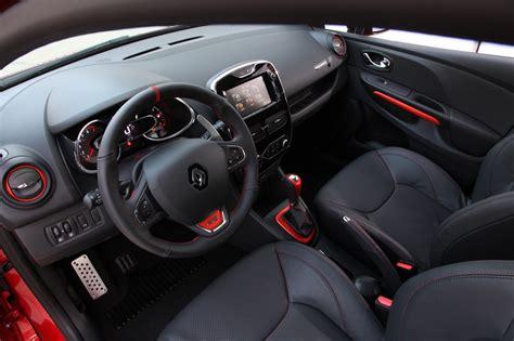 clio renault interior 2014 renault clio rs interior top auto magazine