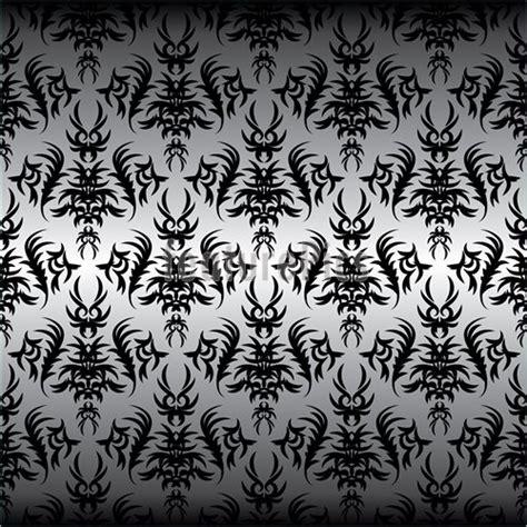 black victorian pattern black victorian seamless pattern