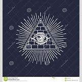 All Seeing Eye Pyramid Tattoo | 1300 x 1390 jpeg 183kB