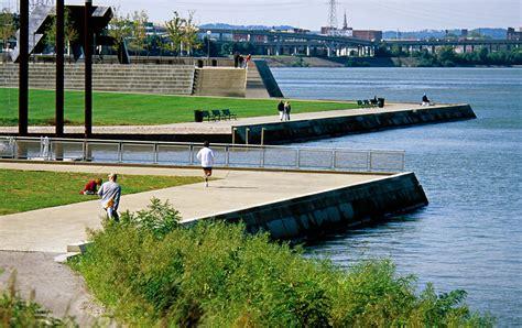 Landscape Architecture Louisville Ky Louisville Waterfront Park Landscape Architecture