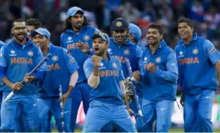 team india indian team rankings in various sports