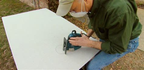 How to Cut Holes in Cement Backer Board with a Jigsaw