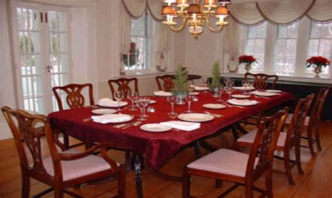 Large Formal Dining Room Tables by Formal Dining Table Decorating Ideas Large Formal Dining