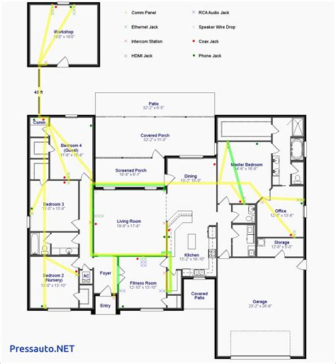 2 bedroom house wiring diagram wiring diagram with