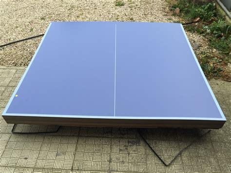 come costruire un tavolo da ping pong come costruire un tavolo da ping pong pieghevole with