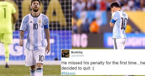 messi announces retirement hearts break in kerala fan twitter reactions after messis retirement