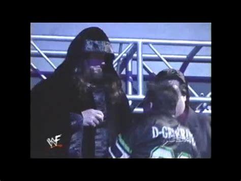 undertaker 1999 era quot ministry of darkness quot vol 7