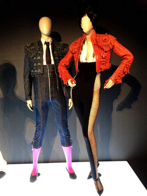 fashion doll exhibition fashion doll stylist gaultier the exhibition