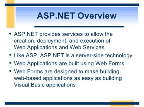 improvements to asp net web forms asp net blog intro to asp net and web forms