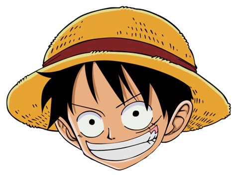 wallpaper luffy hitam putih mentahan gambar kepala anime one piece png grafis media