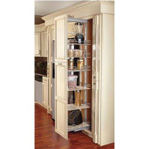 pull out kitchen cabinet shelves rev a shelf soft close pull out pantry with maple shelves