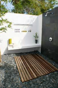 outside bathroom ideas getting in touch with nature soothing outdoor bathroom