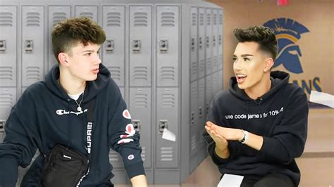 james charles brother and sisters brother sister school youtube