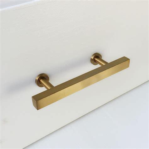 Cabinet Bras by Vintage Brass Drawer Kitchen Pulls Knobs 10 Gold Drawer