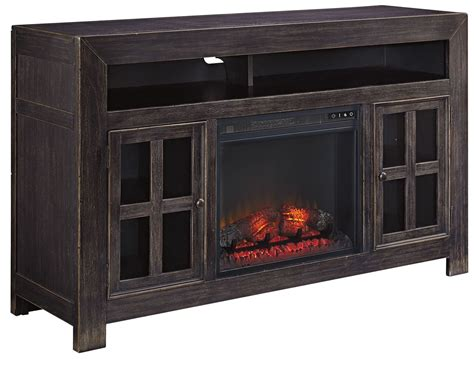 tv stands with fireplace insert gavelston lg tv stand with fireplace insert from w732 38 w100 01 coleman furniture