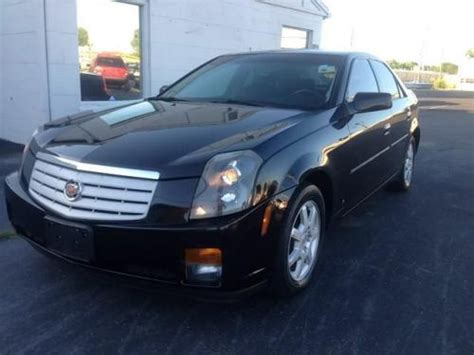 2007 Cadillac Cts Base by Buy Used 2007 Cadillac Cts Base In 7612 Pendleton Pike
