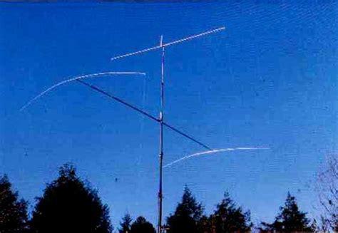 Schreibtisch 1 80 M by 80 Meter Band Antenna Ham Radio Library