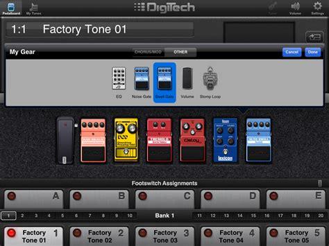 Digitec Dc 2047 Original ipb 10 programmable pedalboard digitech guitar effects