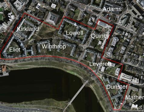 harvard houses file harvard river houses historic district outlined and labeled svg wikimedia commons