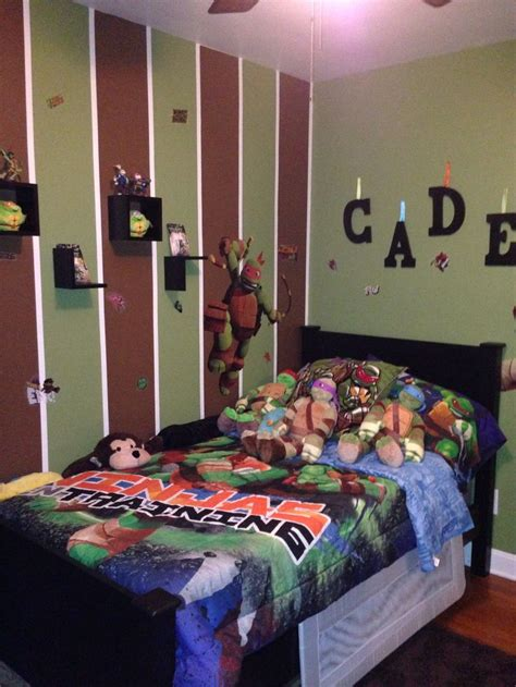 ninja themed bedroom 17 best images about tmnt room on pinterest home