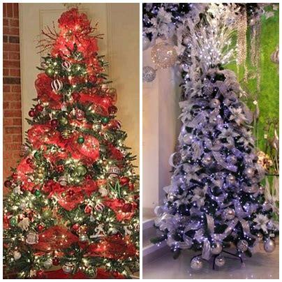 como decorar un arbol de navidad con nieve artificial ideas para decorar tu 225 rbol de navidad salones de