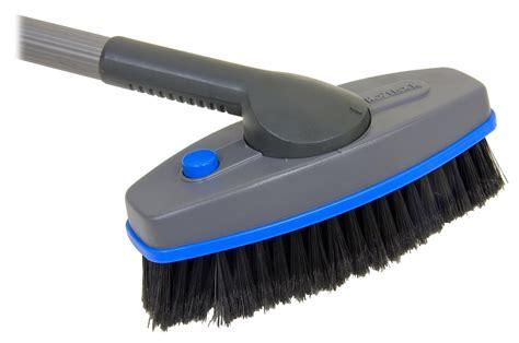 Swivel Switch For Brush Cleaner hozelock pro car brush lockable swivel cleaning valeting washing dusting ebay
