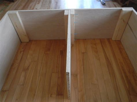 do it yourself bed frame storage bed frame diy 42 dave gates
