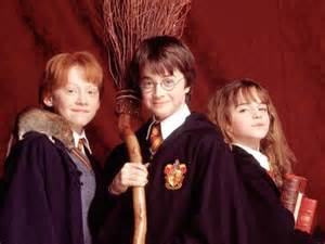 are you harry potter or weasley or hermione granger