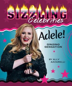adele the biography amazon the enslow blog enslow publishers inc sizzling