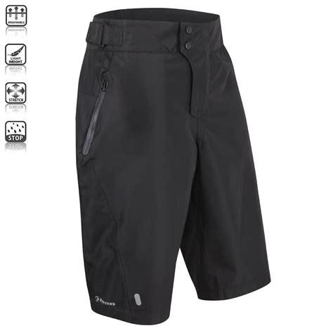 mens cycling waterproofs tenn mens protean waterproof mtb downhill cycling shorts