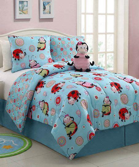 lola ladybug reversible comforter set house comforter sets comforters twin comforter sets